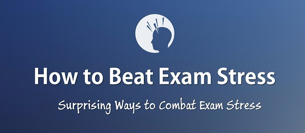 beat examination anxiety