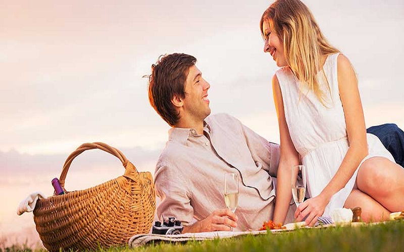 top romantic picnic