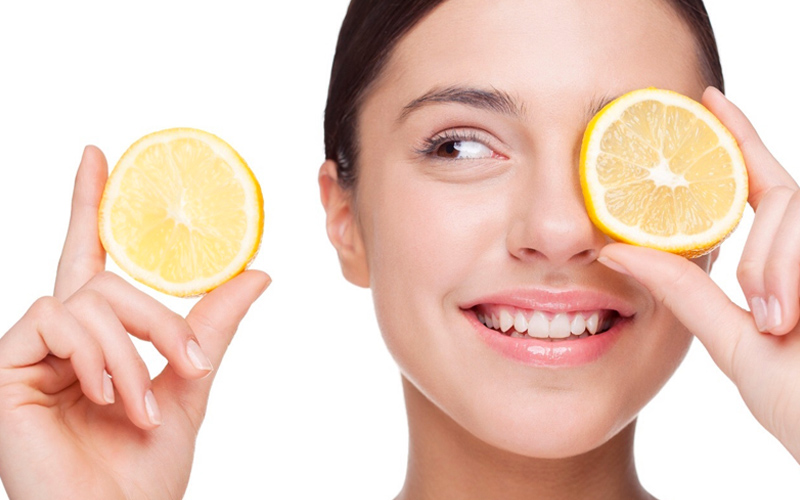 top beauty tricks with orange