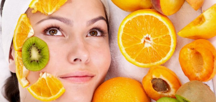 beauty tricks with orange