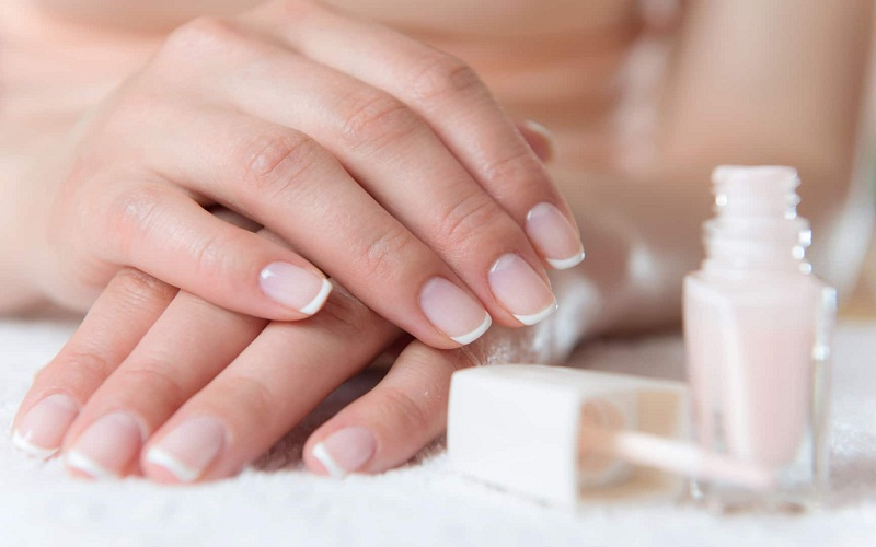 discover gel pedicure
