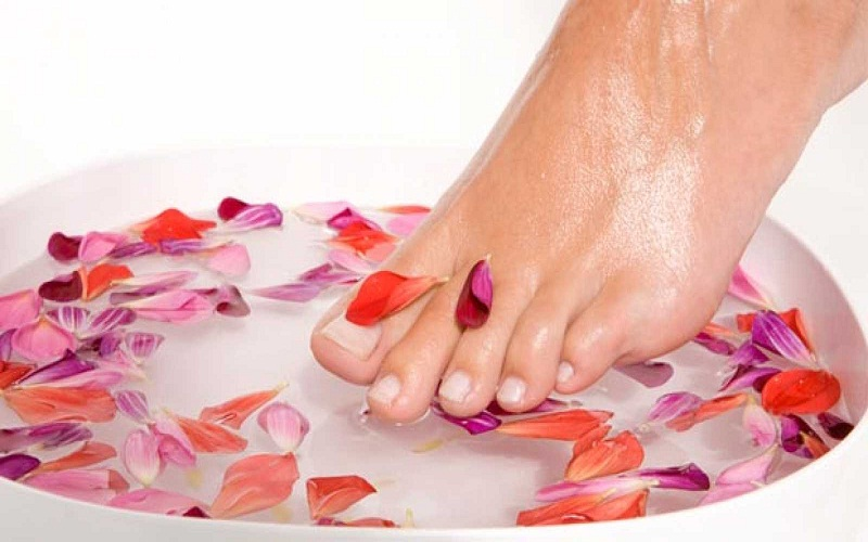 best gel pedicure