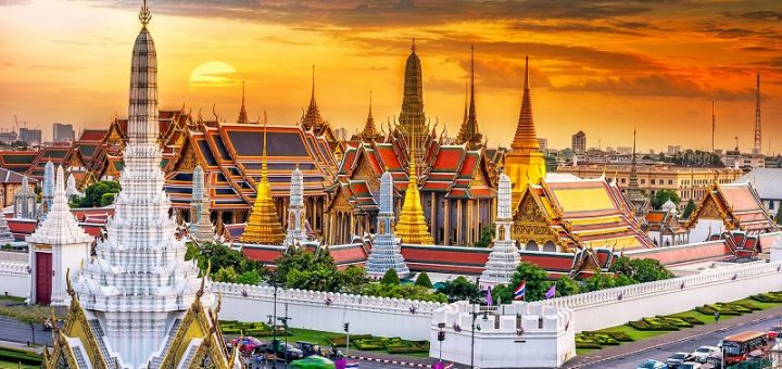 cities in Thailand