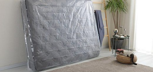 How to store a mattress