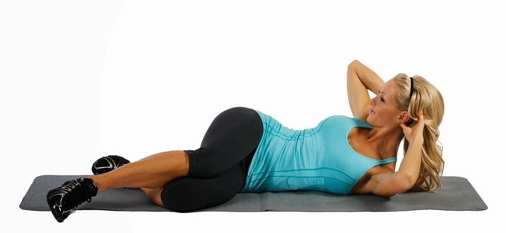 Exercises to reduce tummy