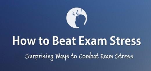 beat examination anxiety