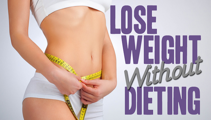 Weight lose without diet