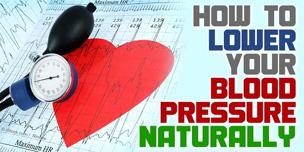 Natural Methods for Lowering Your Blood Pressure