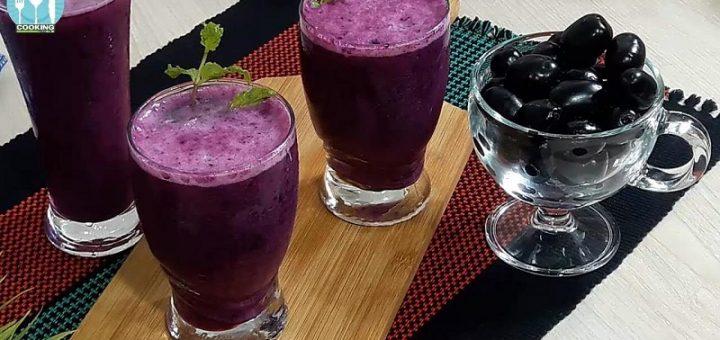 blackberry fruit juice